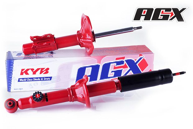AGX Performance Shock Absorbers