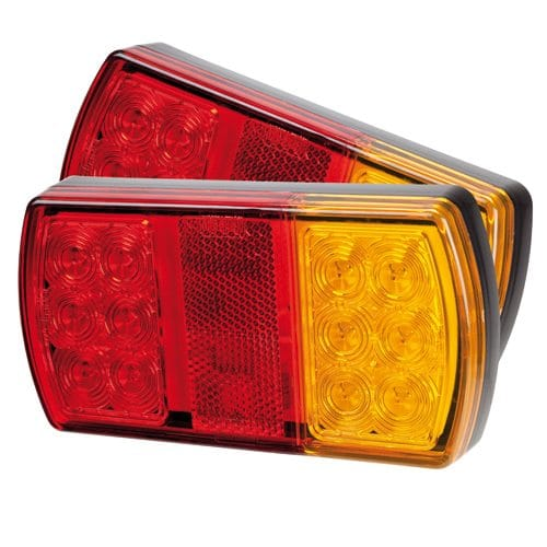 Roadvision's BR207 Series Led Rear Combination Lamps