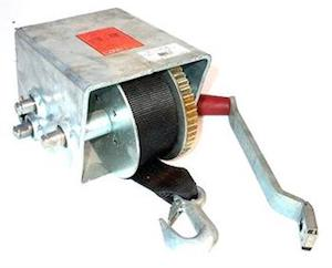 Premium Galvanized Winch 15-1 5-1 1-1 Ratio