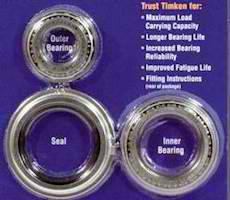 "Timken Marine ""LM"" (Holden) Bearing Kit"