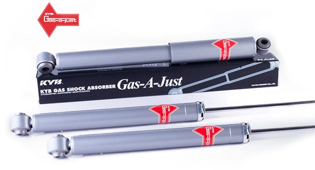 Gas-a-Just Shock Absorbers