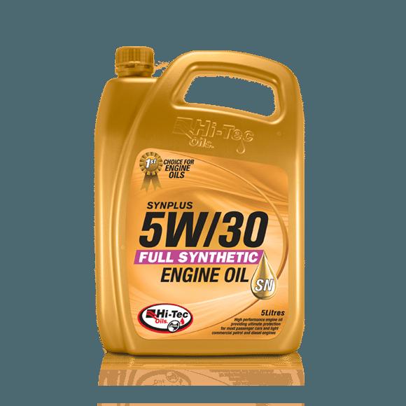 Synplus 5W/30 SN/CF
