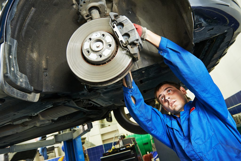 brake servicing at isp islington